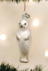 Seal Pup Ornament