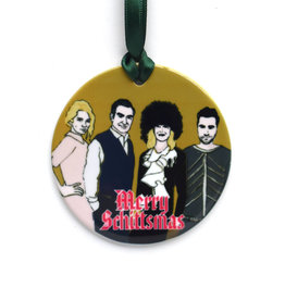Merry Schittmas Ornament
