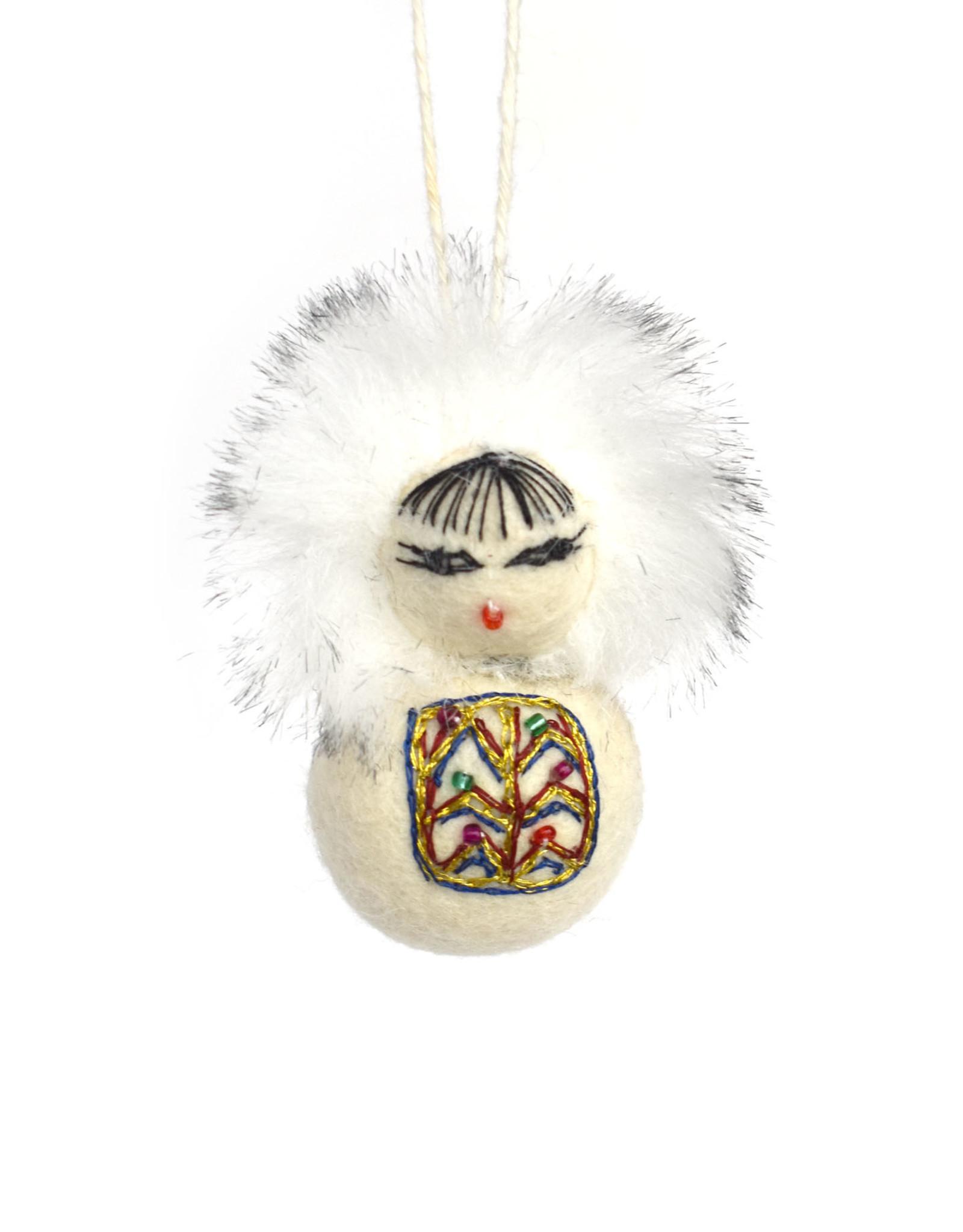 Polar Baby Ornament