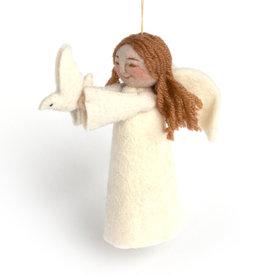 Angel Gift Ornament - Peace Dove