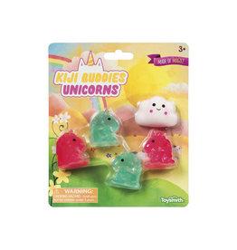 Kiji Buddies Unicorn Squishies