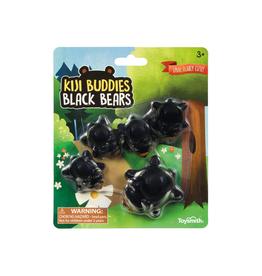 Kiji Buddies Black Bears Squishies