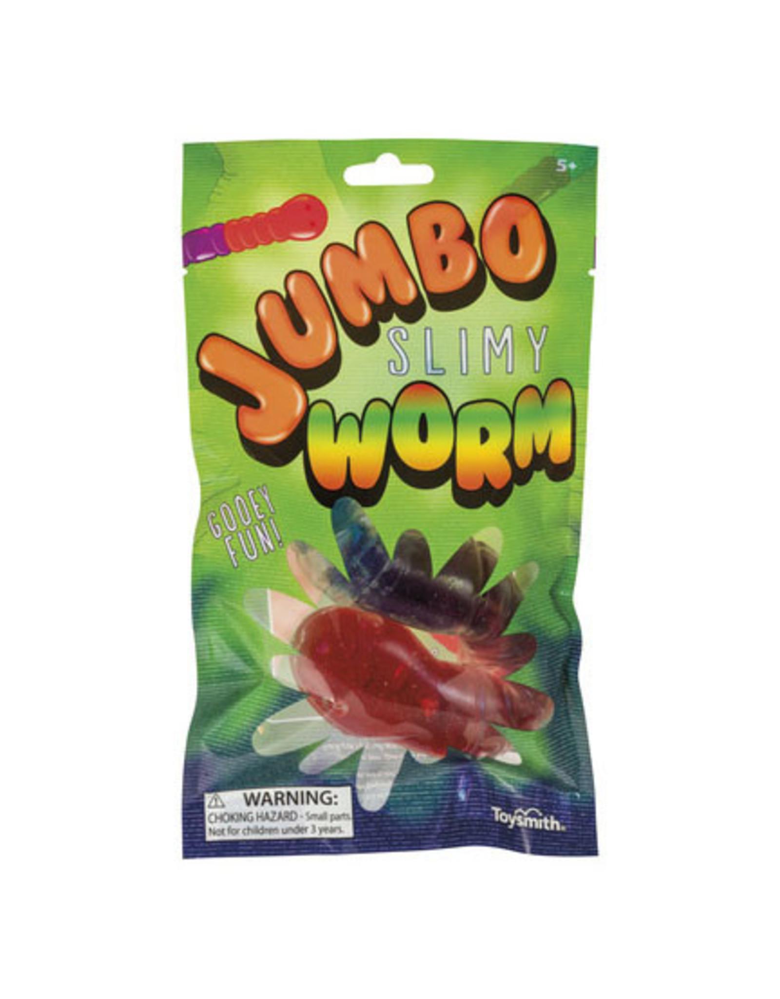 Jumbo Slimy Worm Squishy