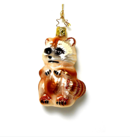 Rocky Racoon Ornament