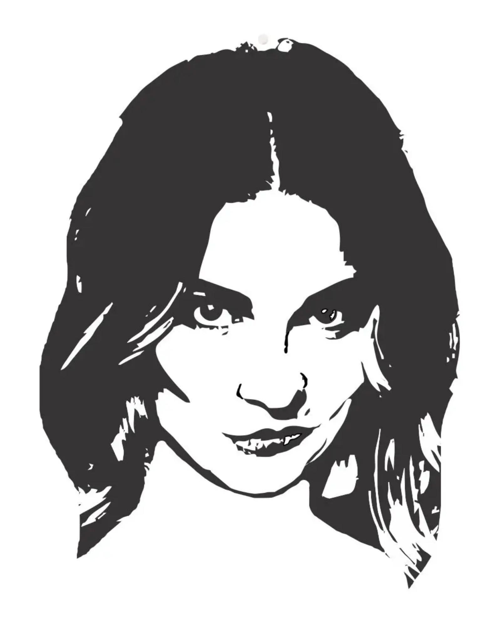 Alexis Schitt's Creek Sticker
