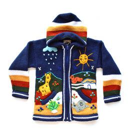 Children's Knit Sweater