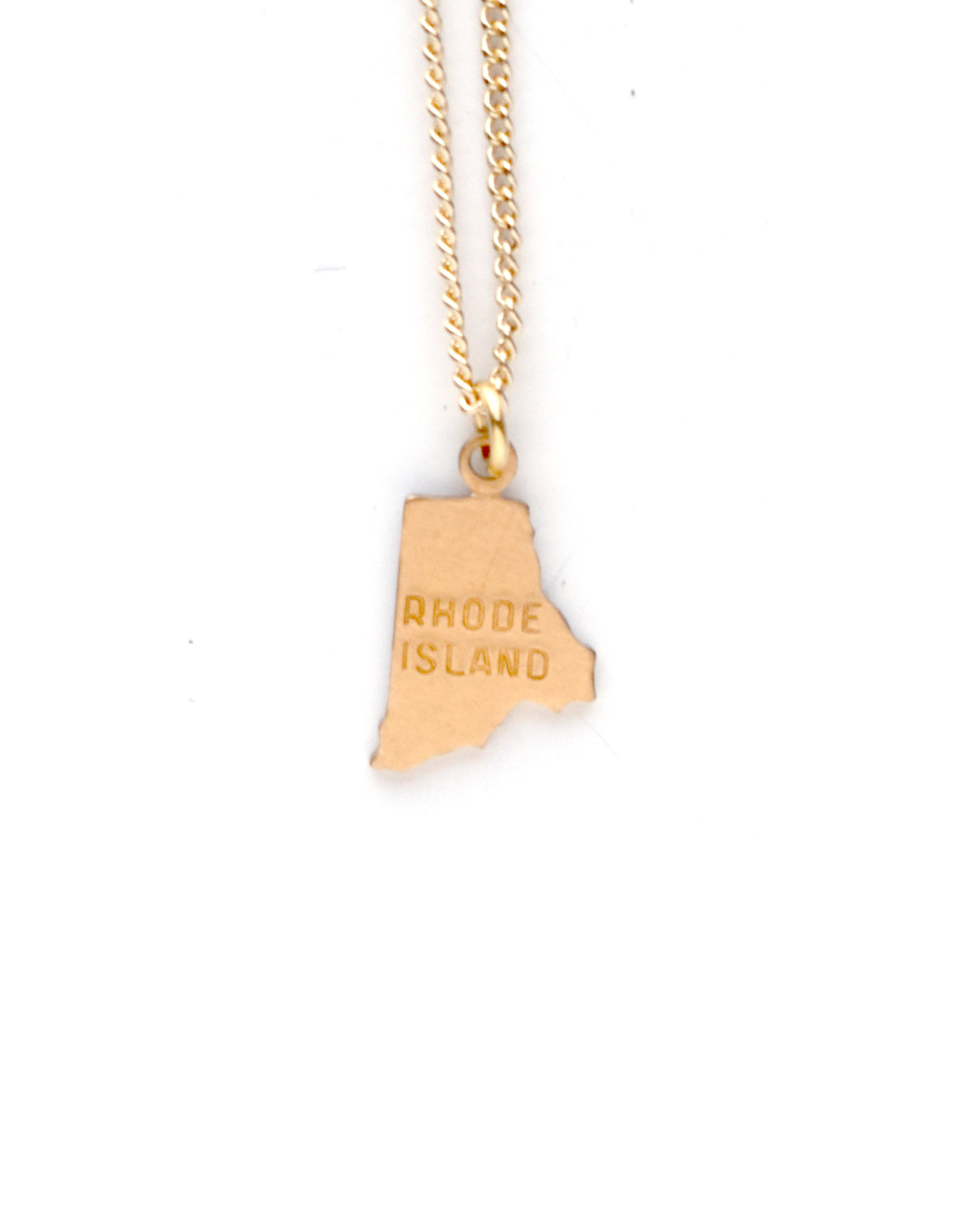 Rhode Island Charm Necklace