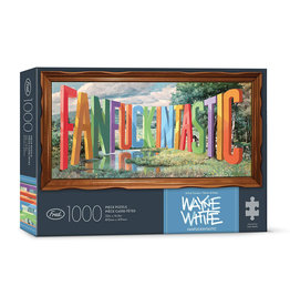 Fanfuckintastic 1000pc Puzzle