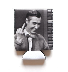 Mr. Rogers Middle Fingers Coozie