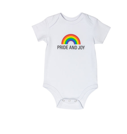 Pride and Joy Onesie (3-6 Months)