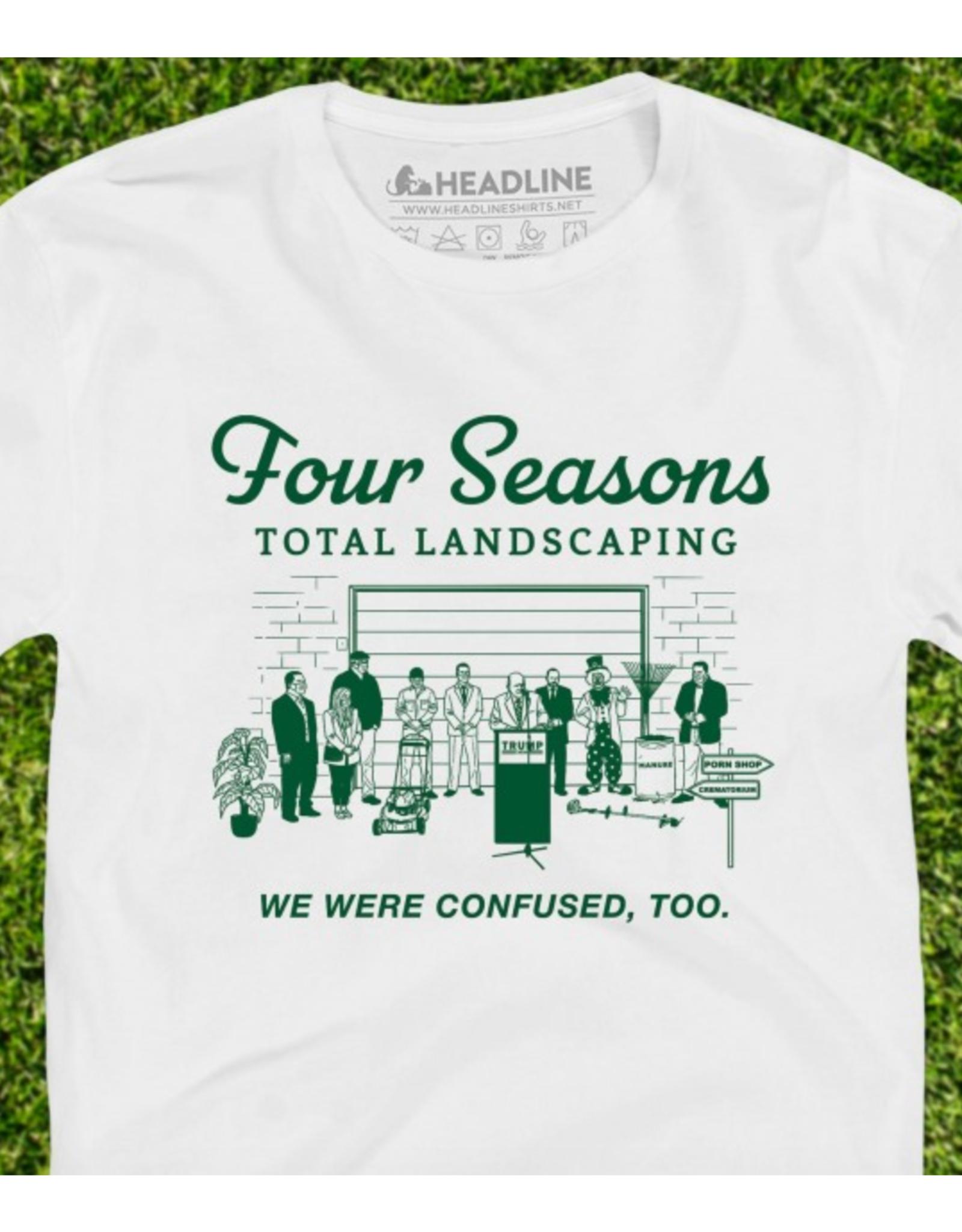 Four Seasons Total Landscaping T-shirt