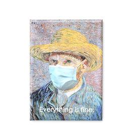 Mask It Magnet - Vincent van Gogh