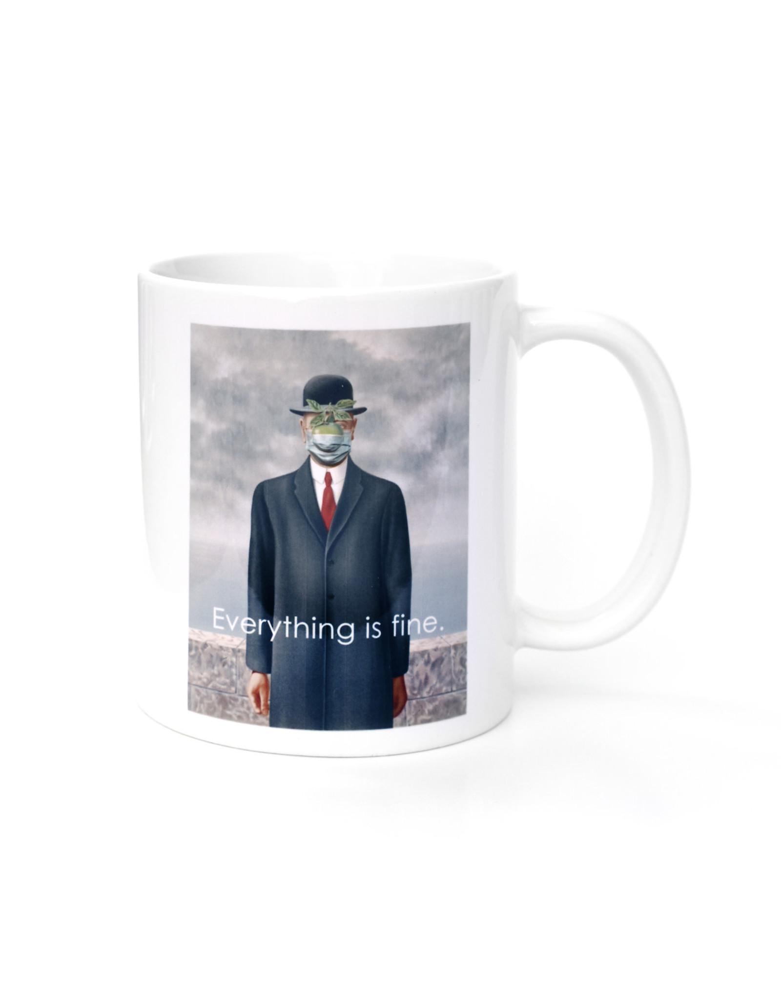 Mask It Mug - Son of Man