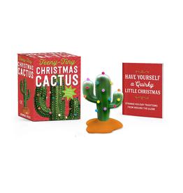 Teeny Tiny Christmas Cactus