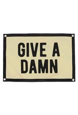 Give a Damn Camp Flag