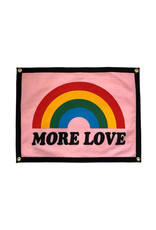 More Love Camp Flag