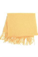 Heathered Fringe Scarf (4 colors!)