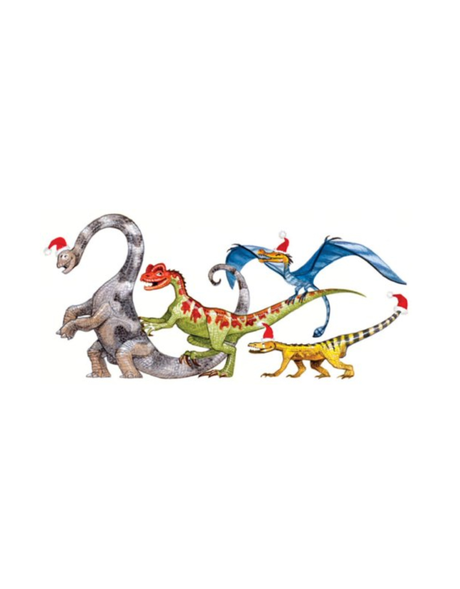 Dinosaurs Night Before Christmas