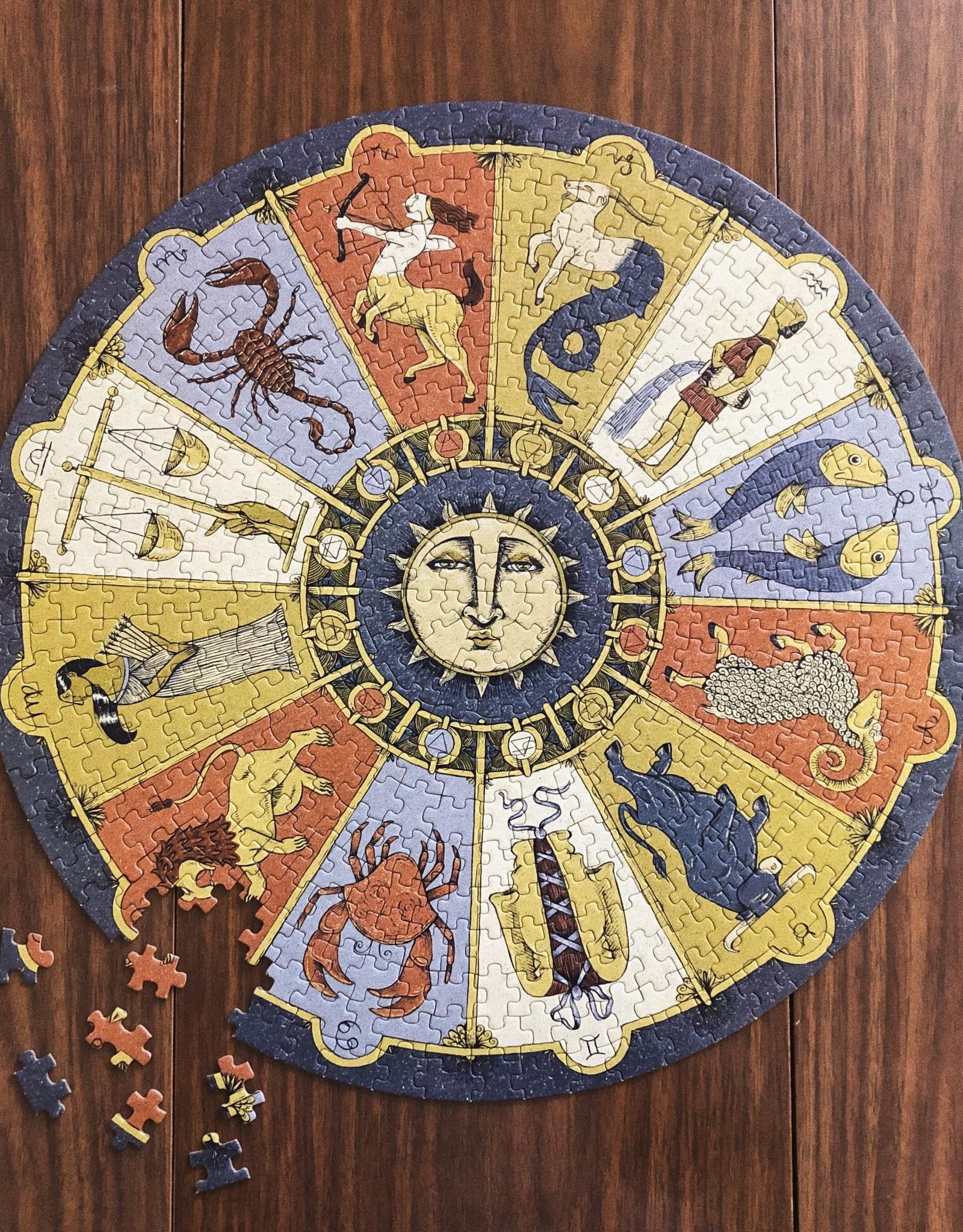 Zodiac 500pc Puzzle
