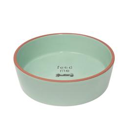 Feed Me Dog Bowl