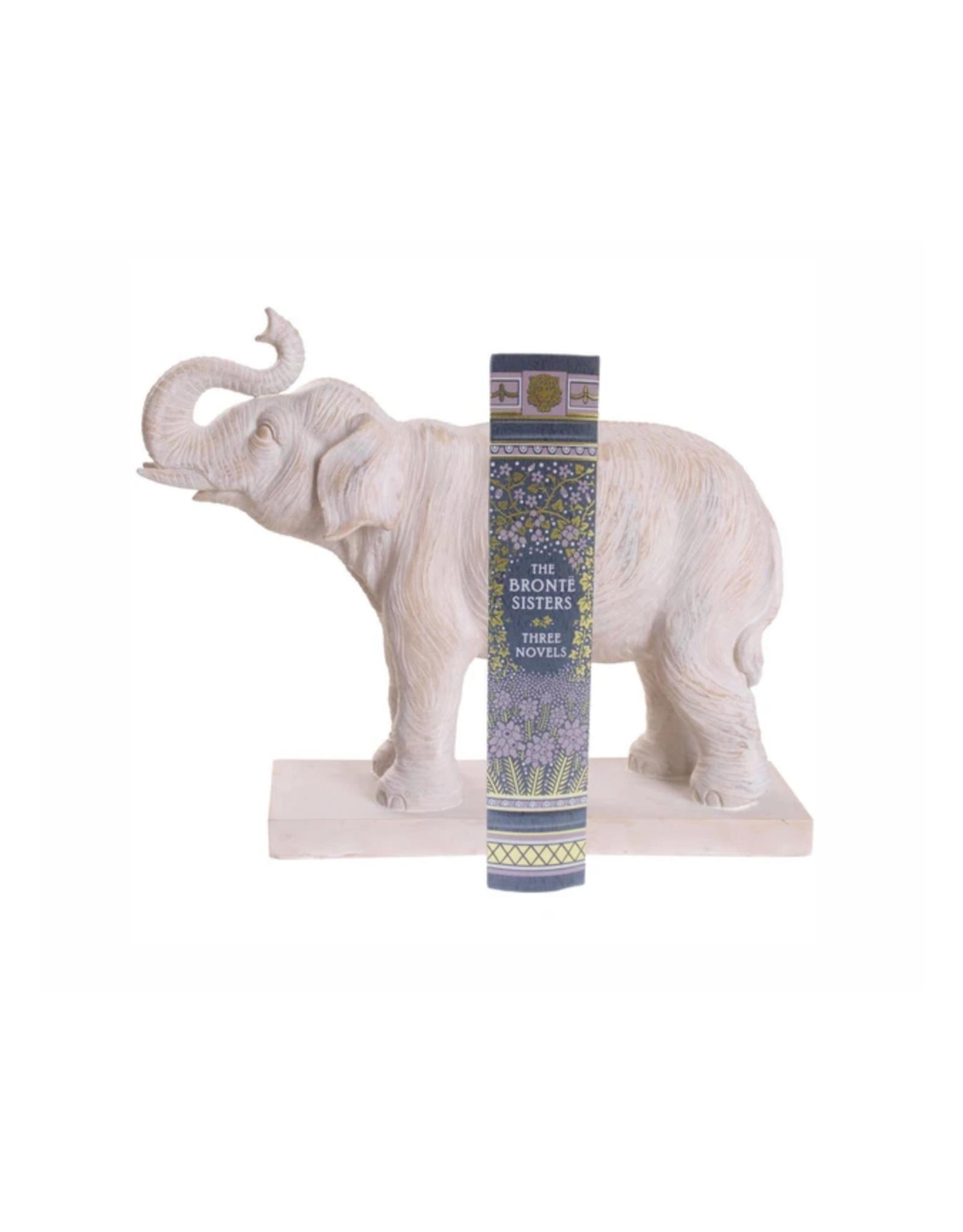 Elephant Bookend Set