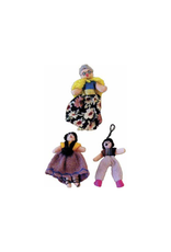 Arpillera Dolls (assorted)