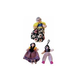 Arpillera Dolls (assorted)