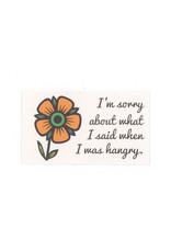 Hangry Mini Card