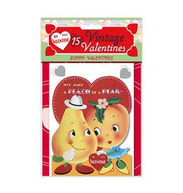 Funny Valentine's - Set of 15