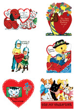 Cool for School Valentine's - Set of 15