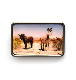 Belt Buckle - Donkey