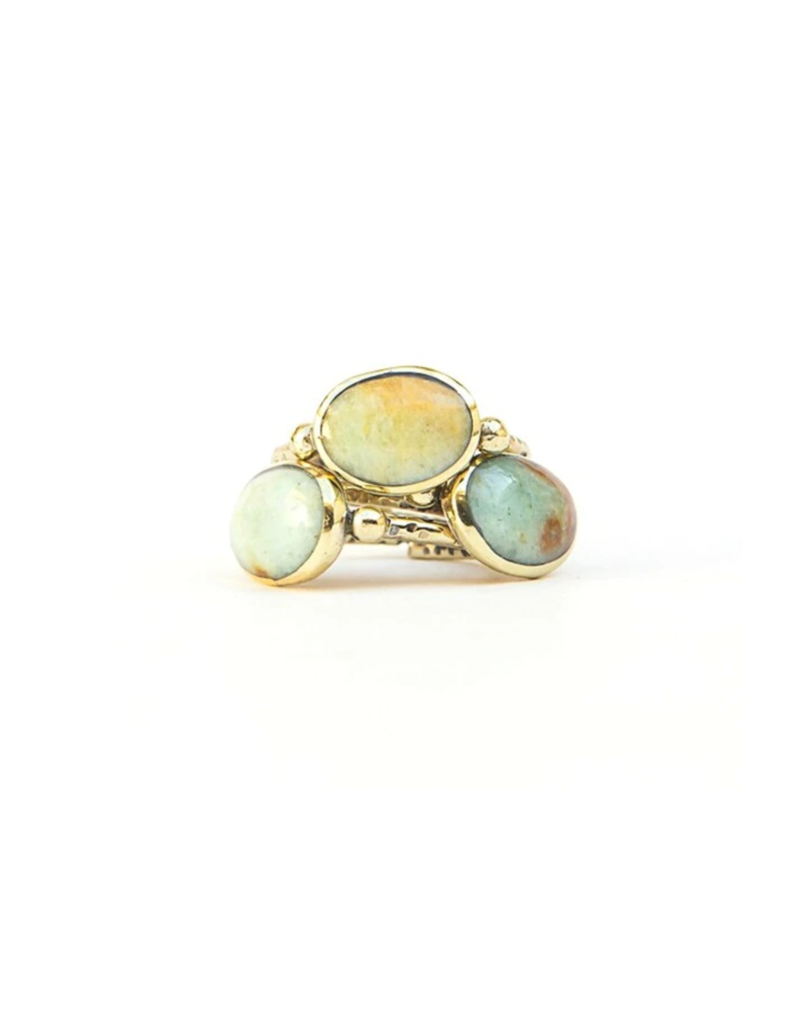 Julieta Chalcedony Ring
