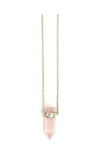Natural Beauty Sterling Necklace