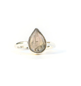In Love and Labradorite Ring