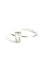 Prism Ring - Crystal