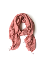 Lan Scarf - Dusty Rose