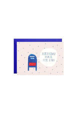 Birthday Mail For You! Greeting Card