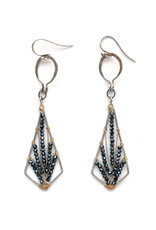 Deco Burst Earrings