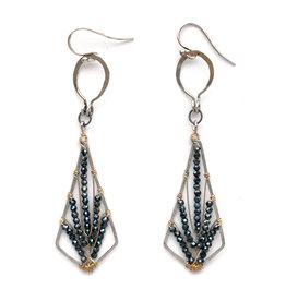 Deco Burst Earrings