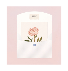 Peony Scented Greeting Card