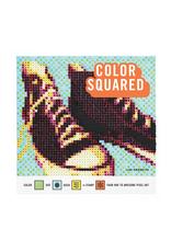 Color Squared Pixel Art