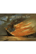 Gaspee Greeting Card