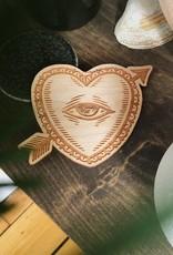 Love Token No. 4 - Lover's Eye
