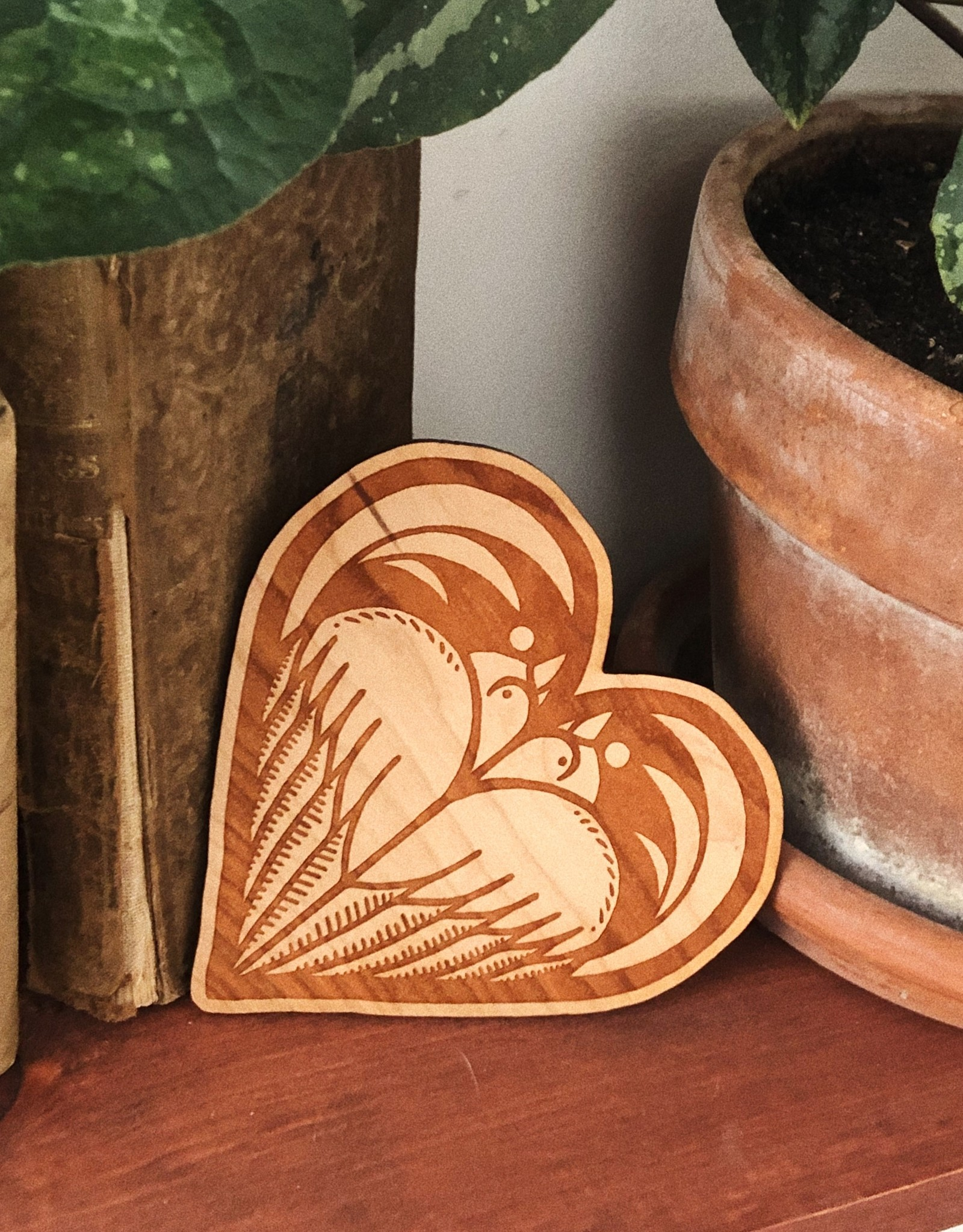 Love Token No. 1 - Lovebirds