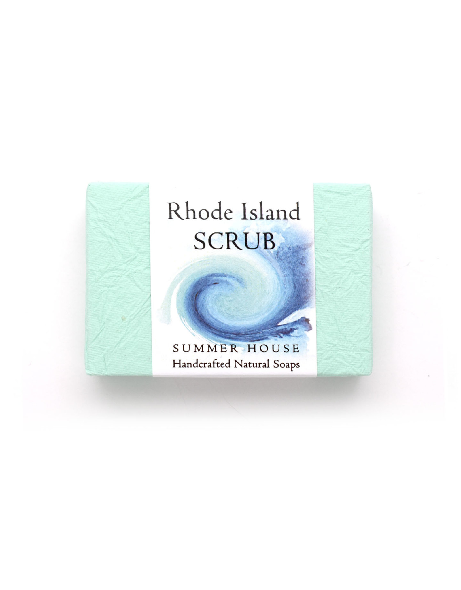 Rhode Island Scrub Soap Bar