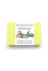 Block Island Mermaid Soap Bar