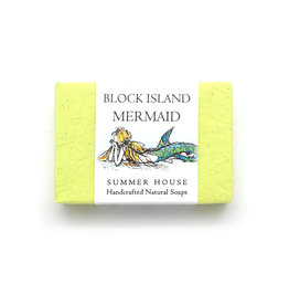 Block Island Mermaid Soap Bar
