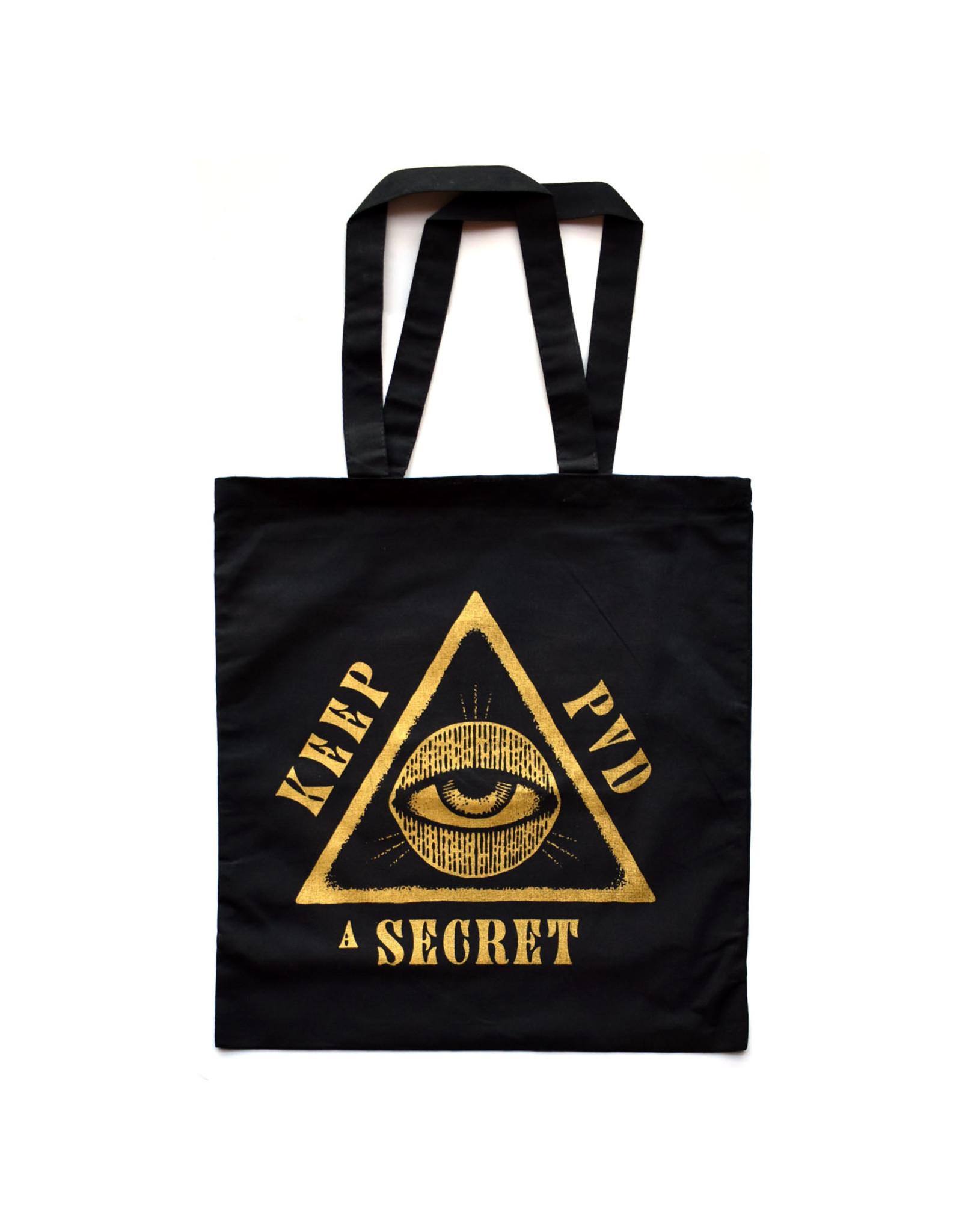 Keep PVD Secret Tote