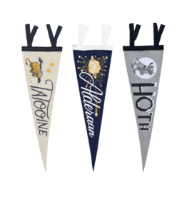 Star Wars Pennant Set