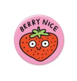 Berry Nice Strawberry Button